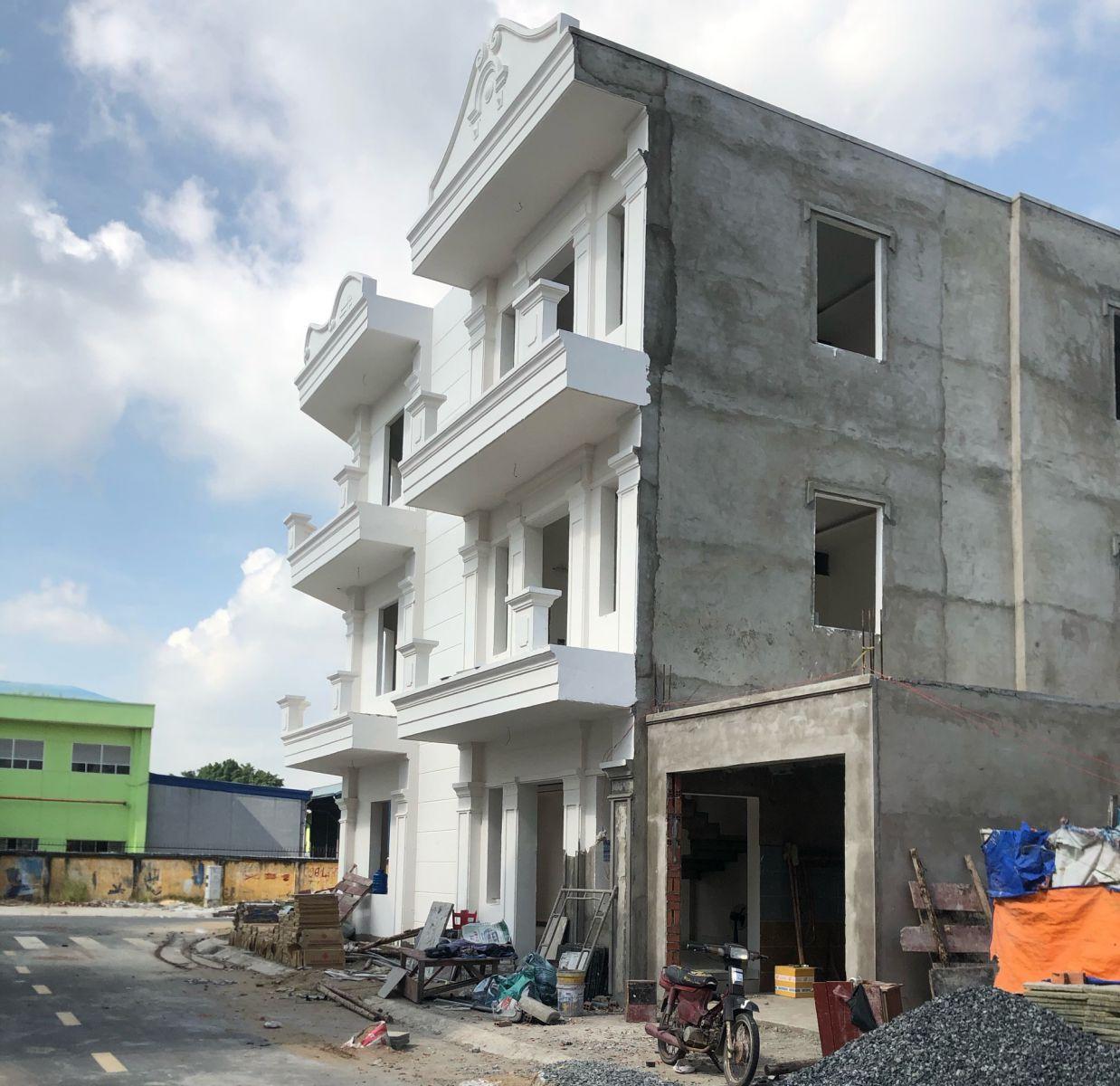 dịch vụ xây dựng biệt thự tại Tx Tan Uyen