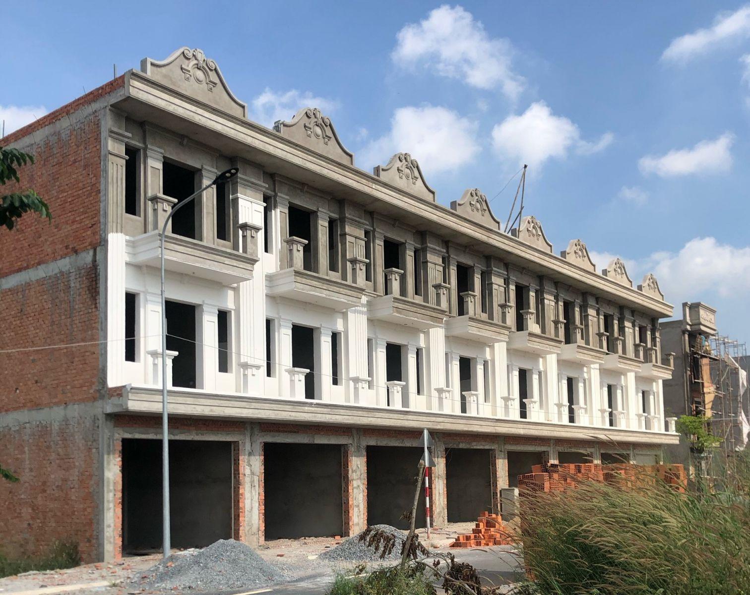thiết kế và xây dựng biệt thự Phường Tân Vĩnh Hiệp