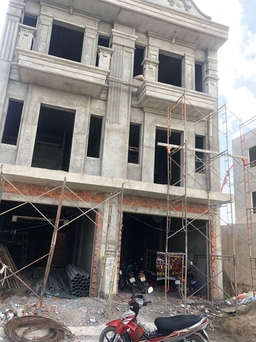 xây nhà trọn gói tại An Phú