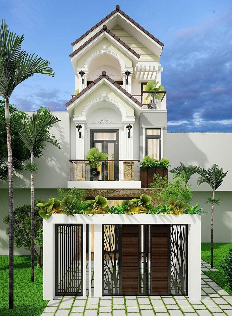xây nhà trọn gói tại Bình Dương